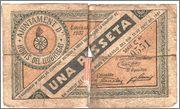 El billete peor conservado de esta seccion LOC_0551