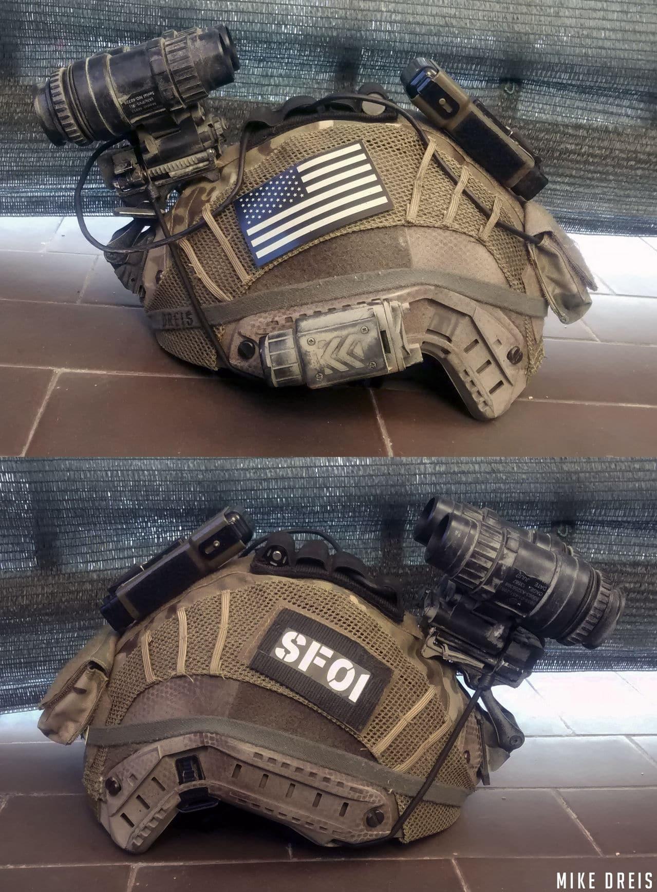 Comparte tu HELMET (Direct Action) Helmet