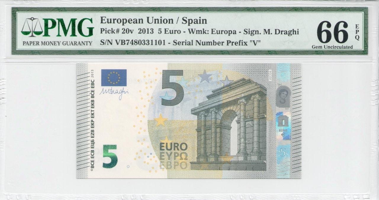 Colección de billetes españoles, sin serie o serie A de Sefcor - Página 2 Serie_europa_5_B_anverso