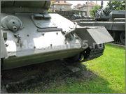Советский средний танк Т-34-85, производства завода № 112,  Военно-исторический музей, София, Болгария 34_85_003