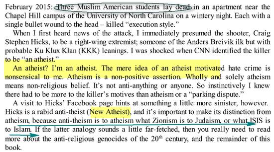 Daesh Made Athéisme Image