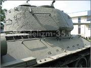 Советский средний танк Т-34-85, производства завода № 112,  Военно-исторический музей, София, Болгария 34_85_023