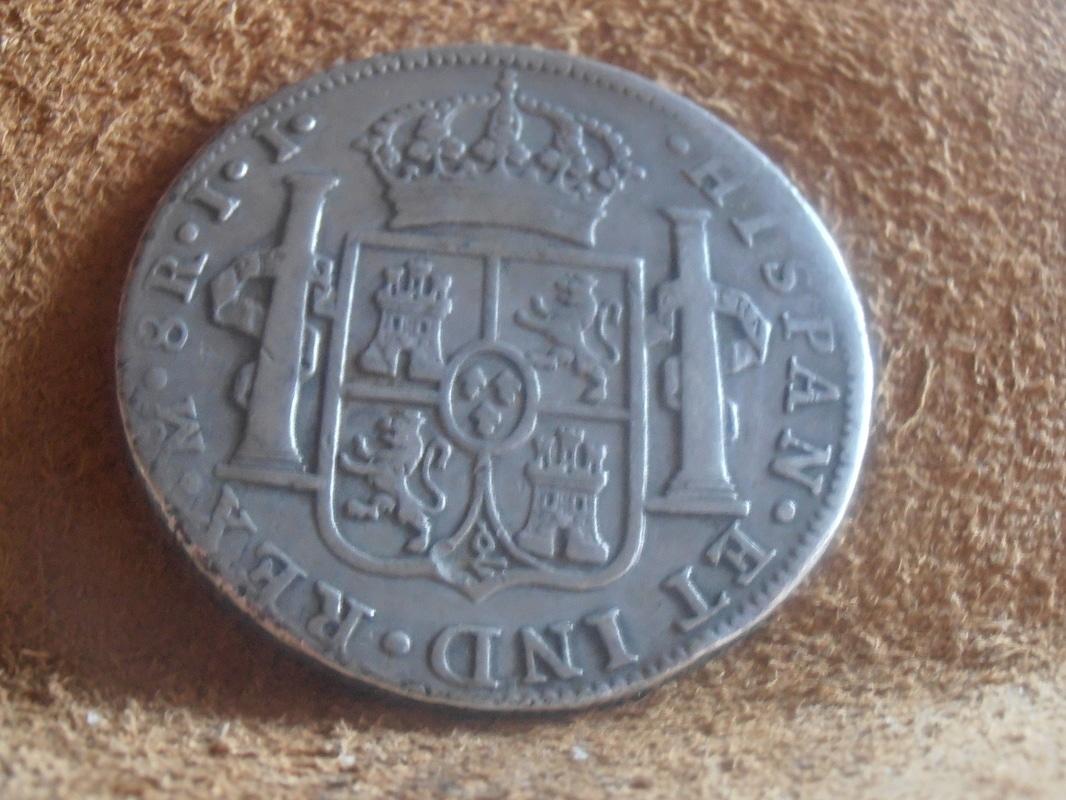 8 reales 1817. Fernando VII. Méjico  P9038605