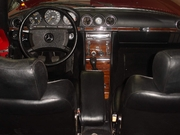 W107 - 350 SL 1971 - RS 100.000,00 MB_Painel_Console_em_Jacarand