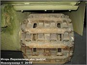 "Немецкий тяжелый танк PzKpfw V Ausf.А  ""Panther"", Sd.Kfz 171,  Musee des Blindes, Saumur, France Panther_A_Saumur_053"