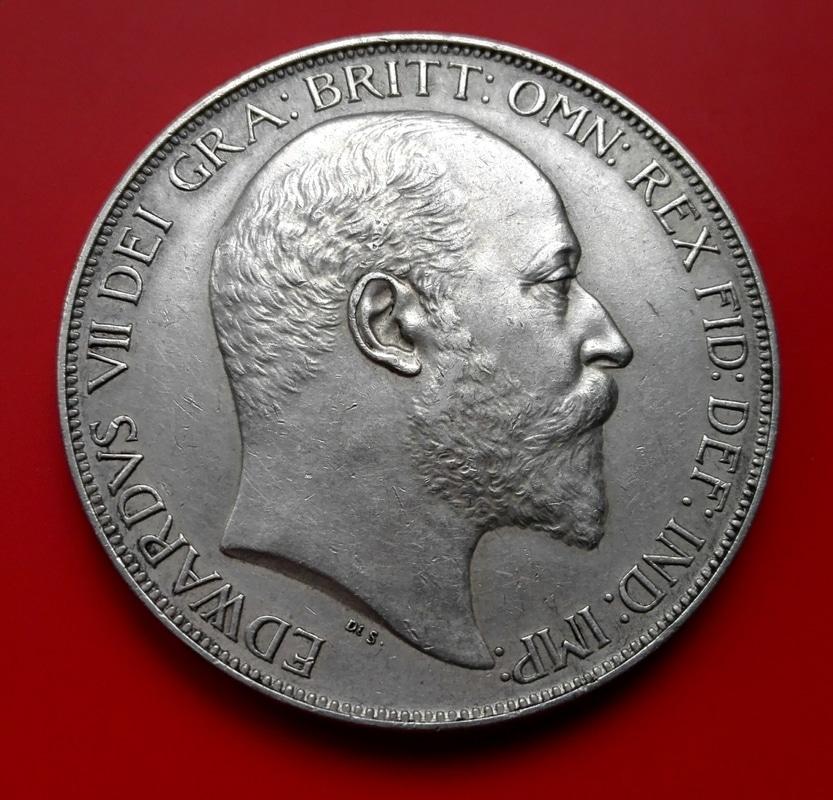 1 corona 1902. Gran Bretaña, eduardo VII (dedicado a zorro_rojo) Corona_1902_1