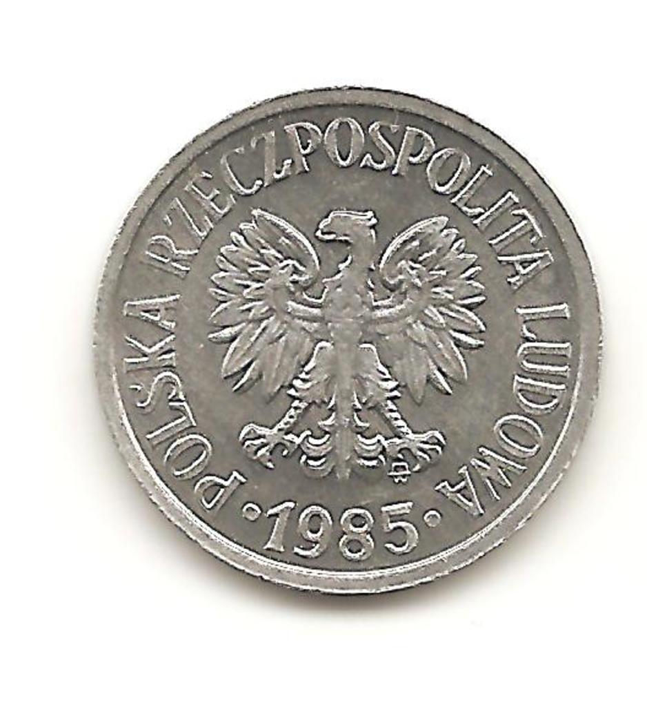 10 groszy de Polonia 1985 Image