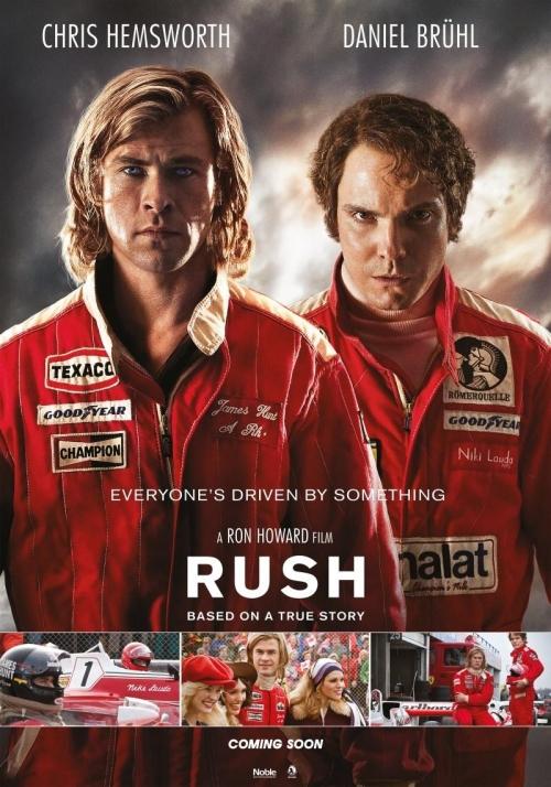 """Cine """"0 a 10"""" (puntuación a la última película vista, críticas, etc.) - Página 5 Rush"""