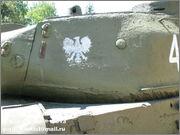 Советский тяжелый танк ИС-2, ЧКЗ, февраль 1944 г.,  Музей вооружения в Цитадели г.Познань, Польша. 2_112