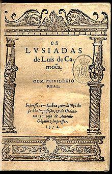 50 Escudos Conmemorativos de las Luisadas 1972 (Portugal) 220px_Os_Lus_adas