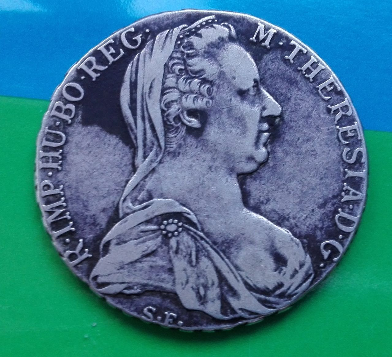 Thaler Maria Teresa 1780 Thaler_1780