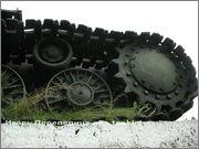 Советский тяжелый танк КВ-1, завод № 371,  1943 год,  поселок Ропша, Ленинградская область. 1_019