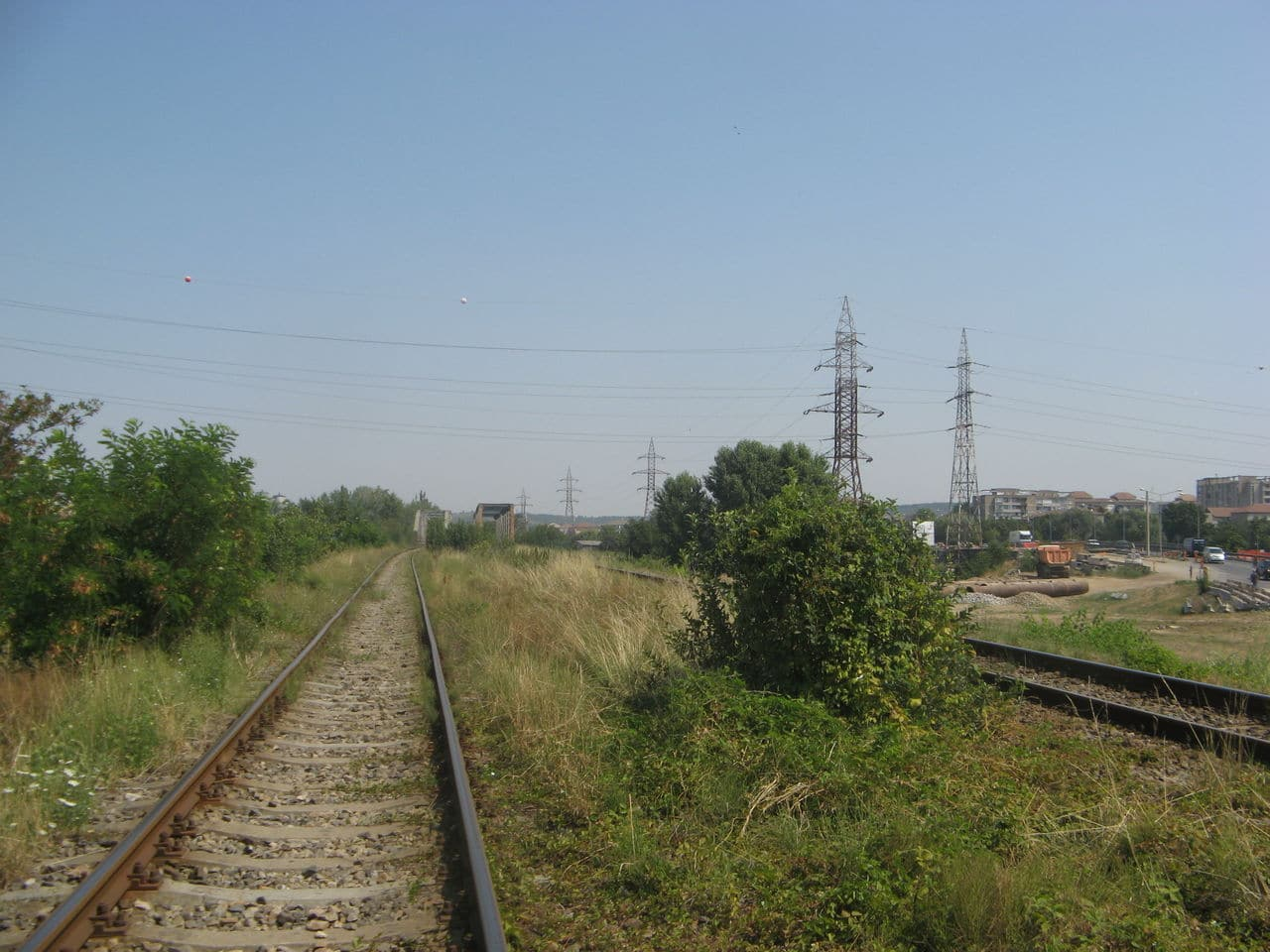 Calea ferată directă Oradea Vest - Episcopia Bihor IMG_0011