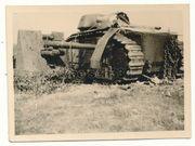 Камуфляж французских танков B1  и B1 bis B_1_bis_43