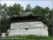 Советский тяжелый танк КВ-1, завод № 371,  1943 год,  поселок Ропша, Ленинградская область. 1_007