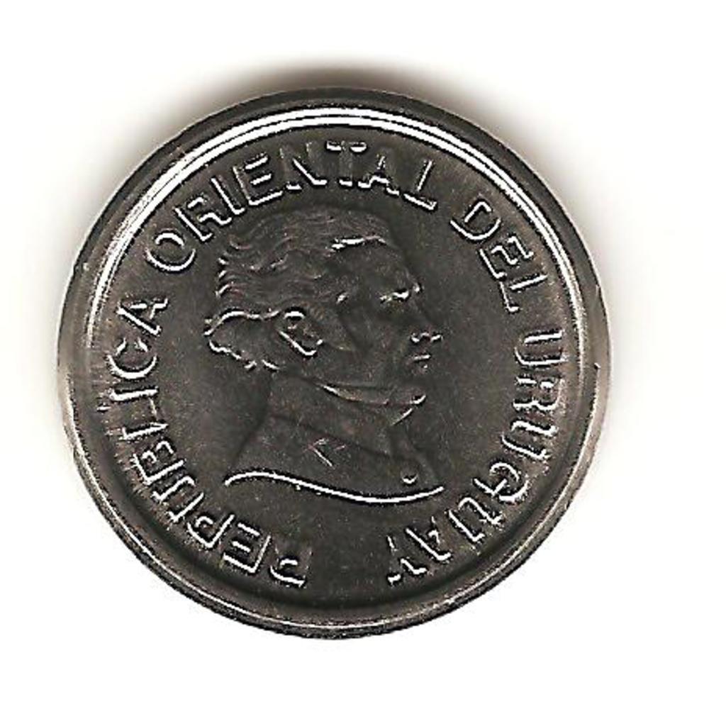 10 céntimos de Uruguay año 1994  Image