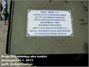 Советский тяжелый танк ИС-2, ЧКЗ, февраль 1944 г.,  Музей вооружения в Цитадели г.Познань, Польша. 2_000