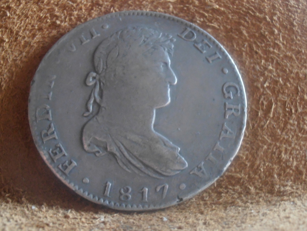 8 reales 1817. Fernando VII. Méjico  P9038604