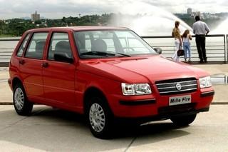 Auto Storiche in Brasile - FIAT Fiat_Uno_Mille_2004