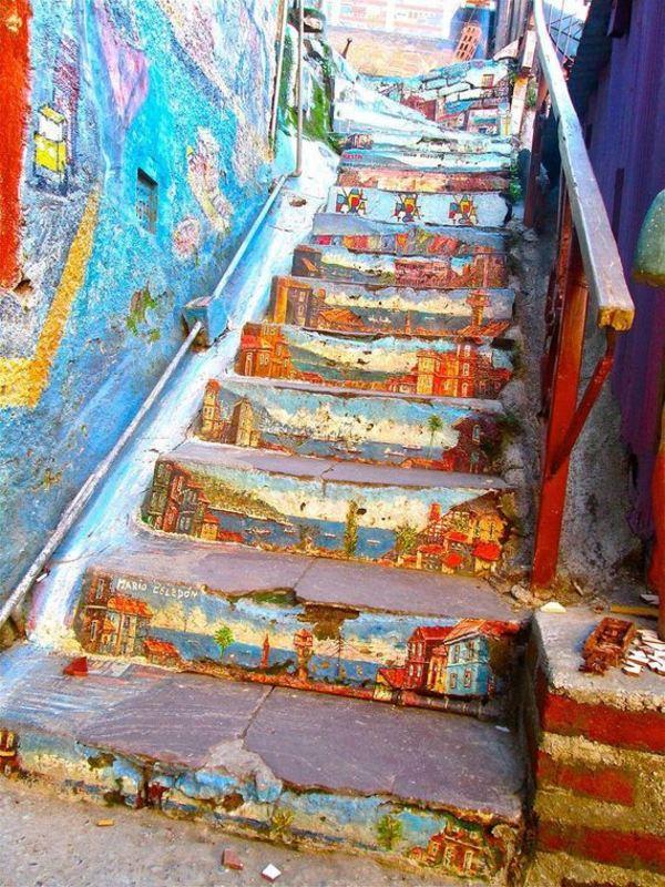 Escaleras con arte - Página 2 01_creative_stairs
