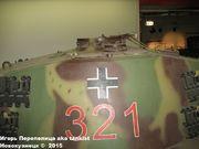 "Немецкий тяжелый танк PzKpfw VI Ausf.B ""Koenigtiger"", Sd.Kfz 182,  Deutsche Panzermuseum, Munster, Deutschland Koenigtiger_Munster_022"