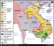 1 piastra de comercio Indochina francesa 1921 Indochine_Conquete_GF
