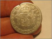 2 reales Carolus III 1783 ceca de lima 3_5