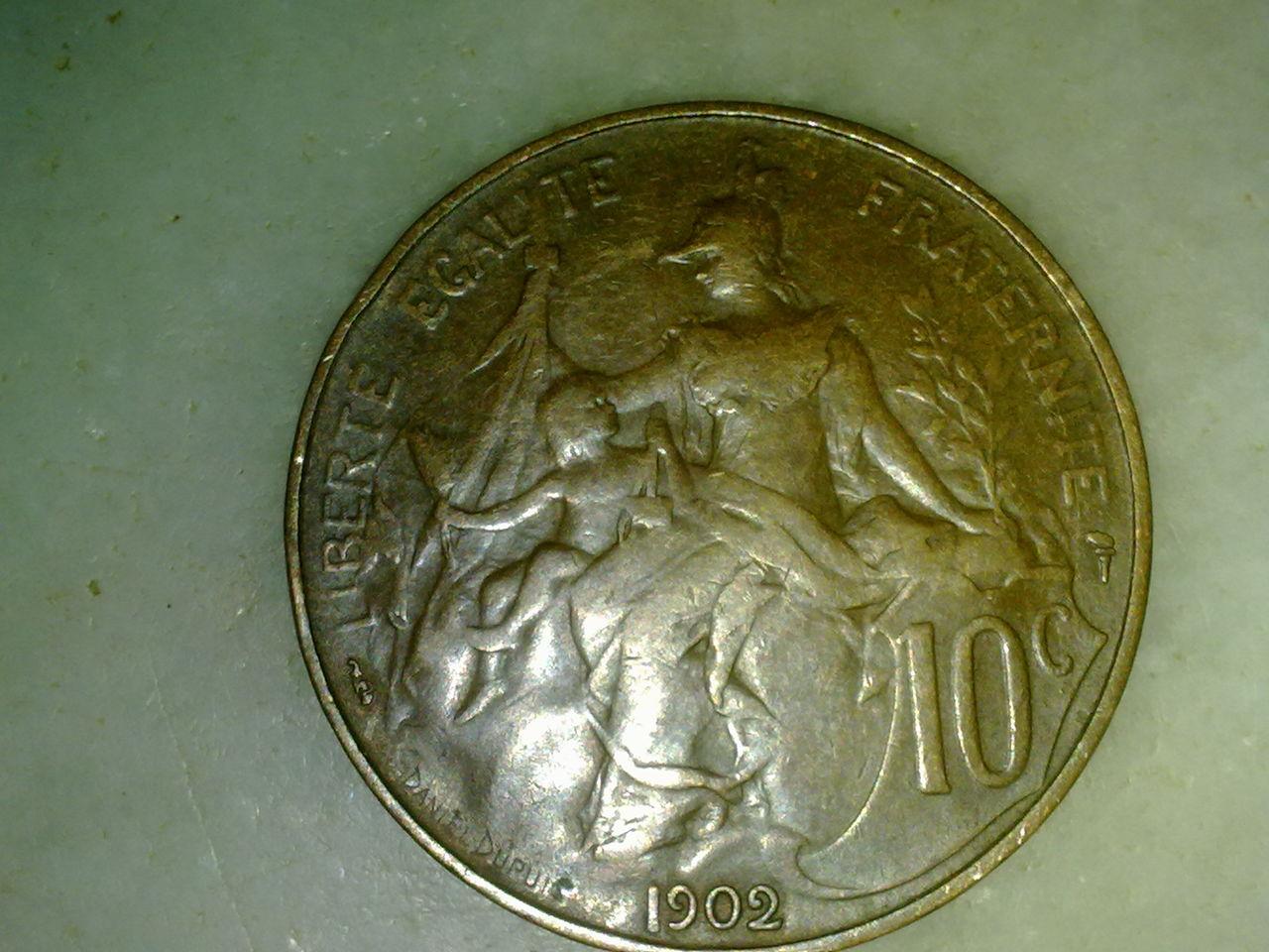 10 centimos de Francia 1902 Lolo_007