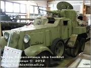 Советский средний бронеавтомобиль БА-10А, Panssarimuseo, Parola, Finland. 10_001