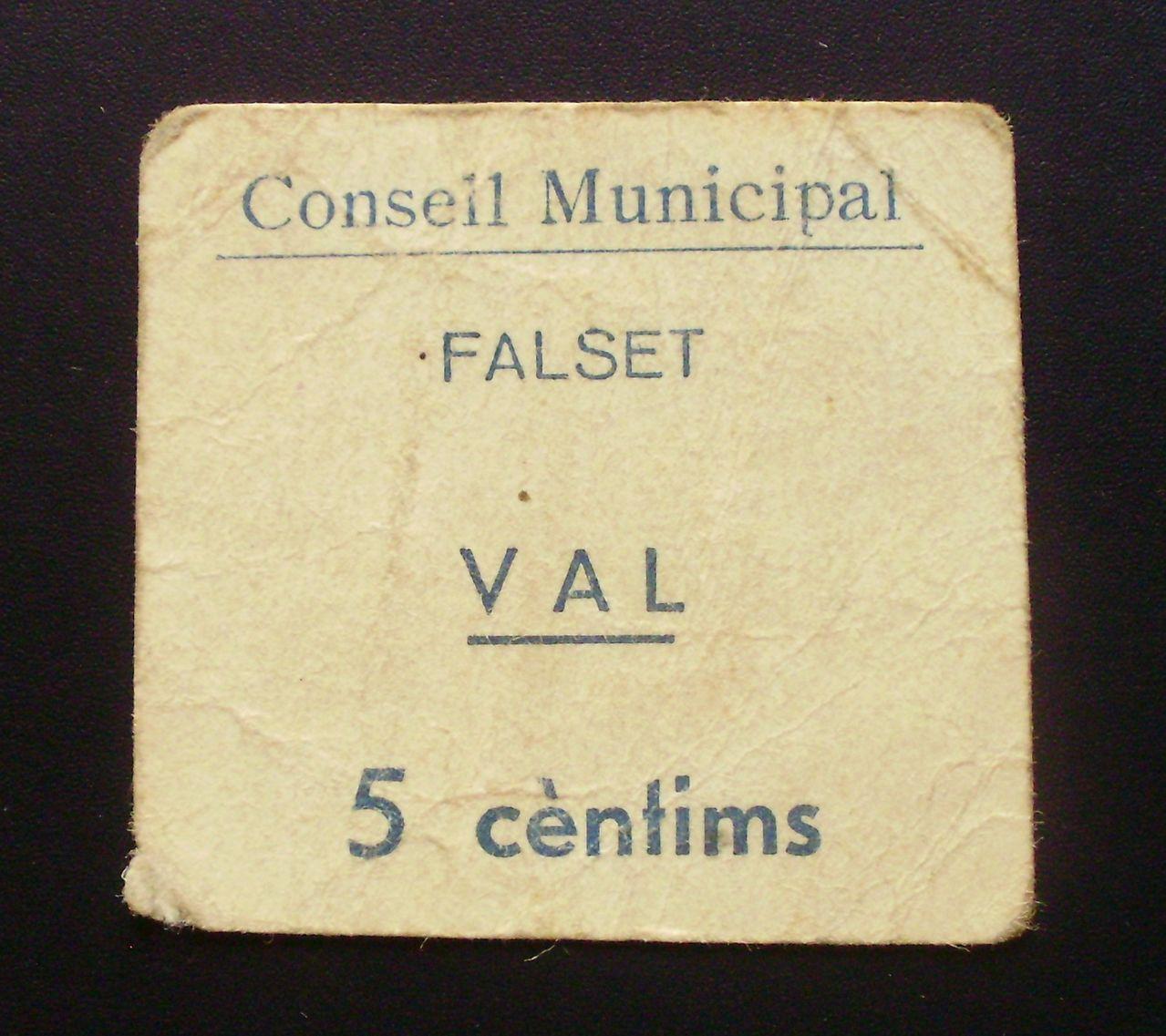 5 Cèntims de Falset, 1937 Imatge_005