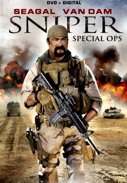 Steven Seagal - Página 10 Sniper