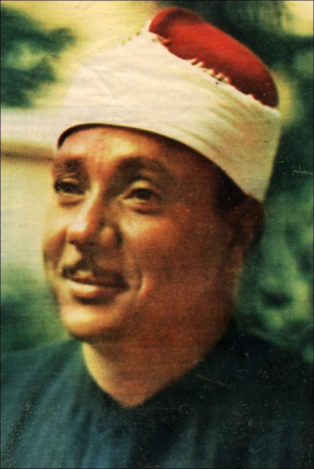 في مثل هدا اليوم ٣٠ نوفمبر، ١٩٨٨ توفي الشيخ عبد الباسط عبد الصمد رحمه الله  Abdul_baset_abdul_samad