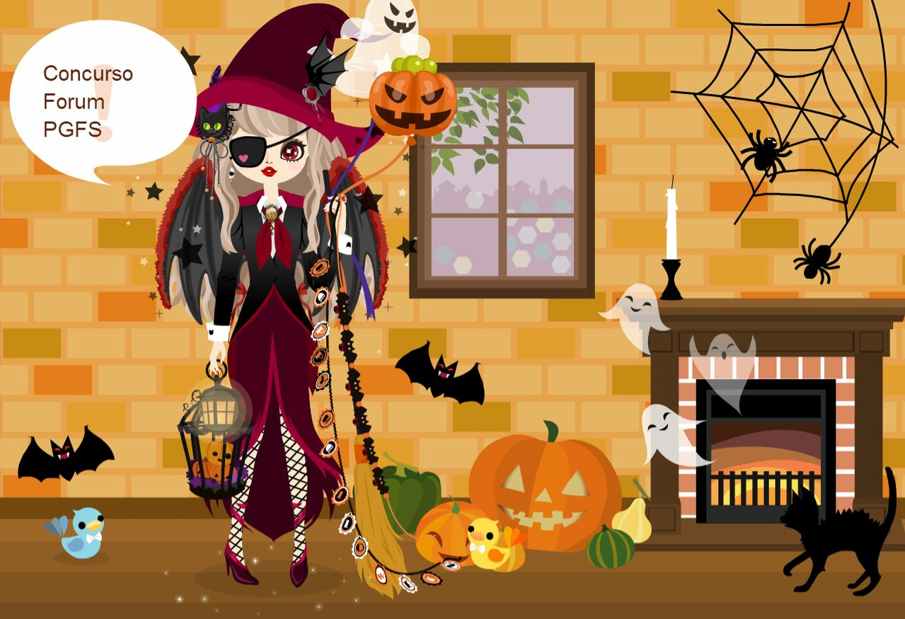 .: Concurso de Halloween / Halloween Contest :. Halloween