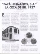 1 Peseta 1937 (niquel). Consejo municipal Ibi. Guerra Civil Española. Ibi_1_foros_numism_ticos