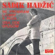 Sadik Hadzic - Diskografija Reeeeee