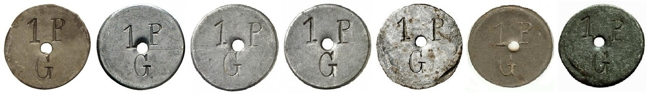 Moneda de 5 Cts. Gratallops rarísima 10_C_ntimos