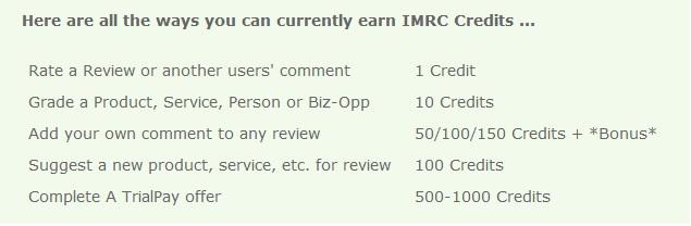 [SCAM] - IM report card - Ganha dinheiro ao fazer avaliações de produtos Image