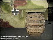 "Немецкий тяжелый танк PzKpfw V Ausf.А  ""Panther"", Sd.Kfz 171,  Musee des Blindes, Saumur, France Panther_A_Saumur_043"