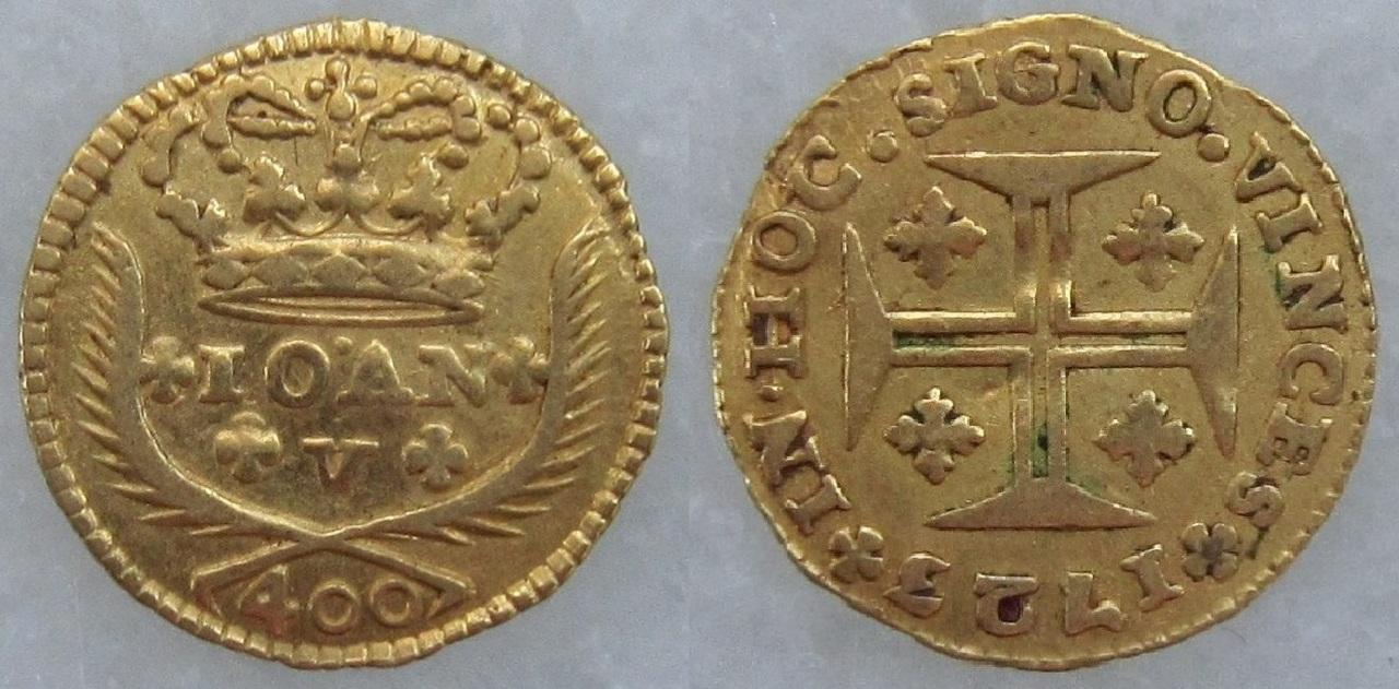 400 reis 1726 Portugal Ioan V. 400_reis_1726_Portugal