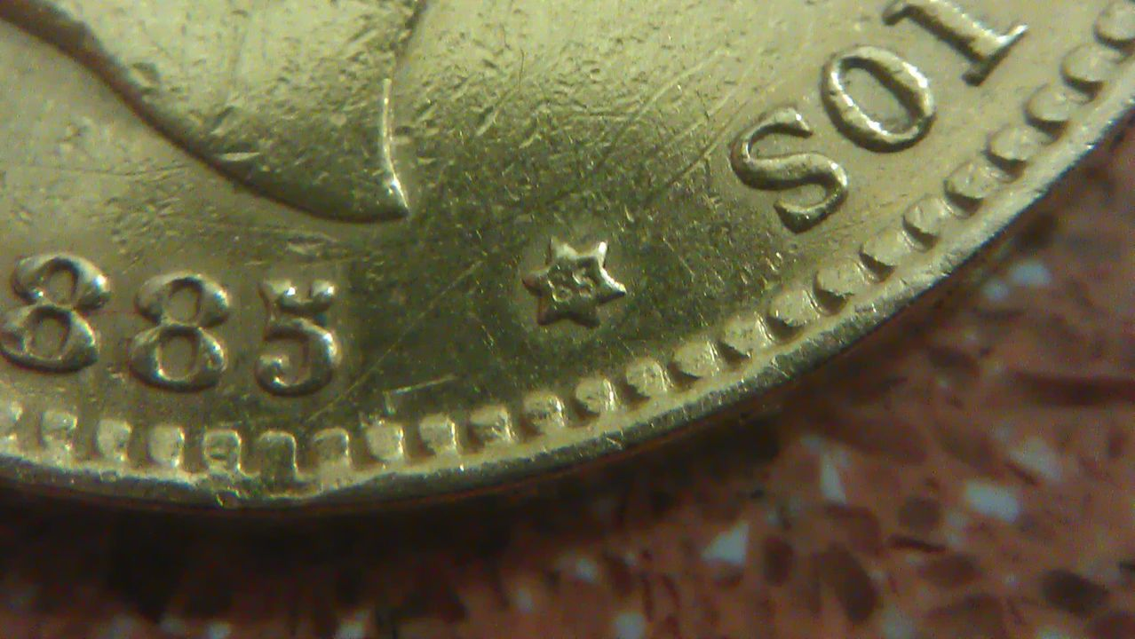 25 pesetas Alfonso XII 1876* 75? IMAG0355