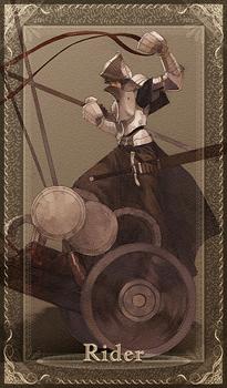 The Grail Games OOC Card_Rider