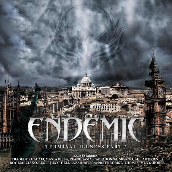 Endemic Terminal Illness 2 [ft masta killa, skyzoo, killah priest, roc marc, etc] TI2_Front_Cover_web