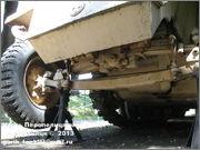 Немецкий средний полугусеничный бронетранспортер SdKfz 251/1 Ausf D, Музей Войска Польского, г.Варшава, Польша.  Sd_Kfz_251_046
