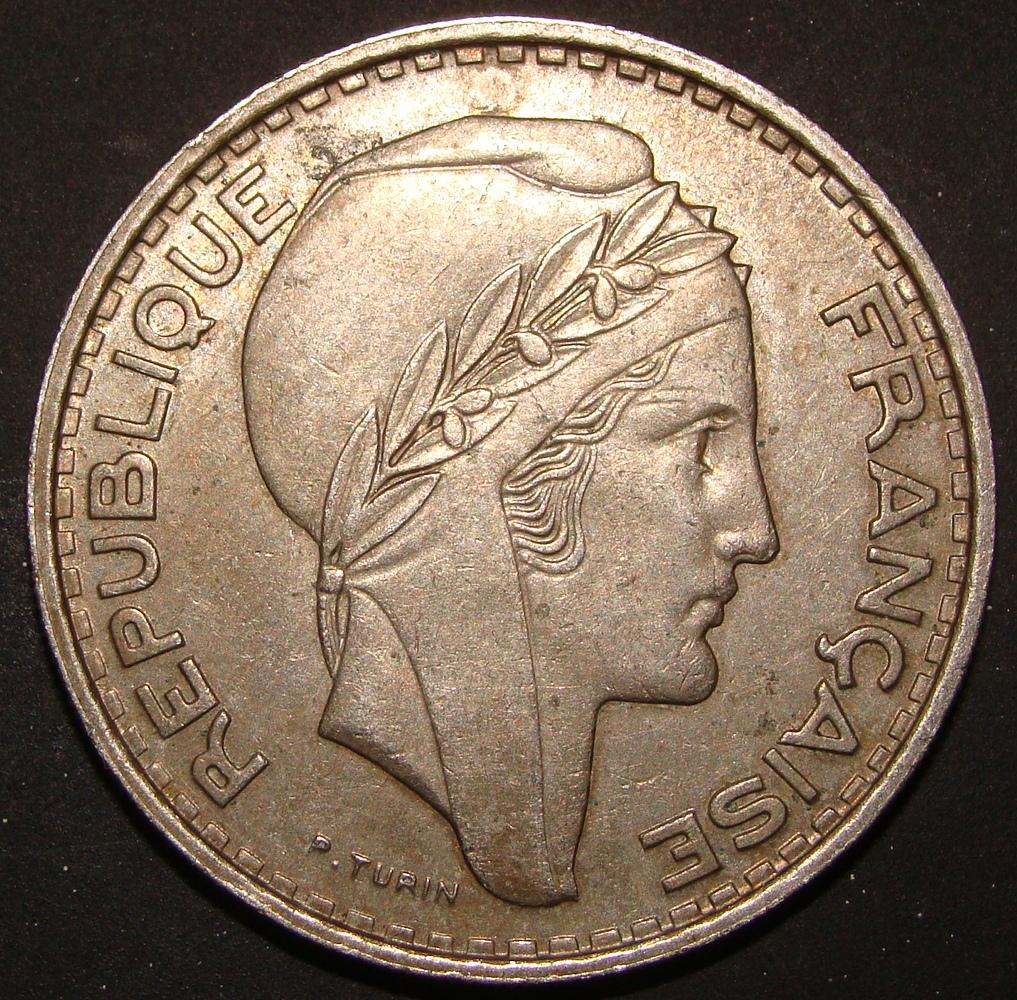 100 Francos. Argelia (1950) ALG_100_Francos_1950_anv
