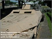 Немецкий средний полугусеничный бронетранспортер SdKfz 251/1 Ausf D, Музей Войска Польского, г.Варшава, Польша.  Sd_Kfz_251_055