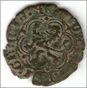 Blanca de Juan II de Castilla 1406-1454 La Coruña. Smg_668b