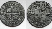 1/2 real 1731. Felipe V. Madrid. 9_Felipe_V_MR_31