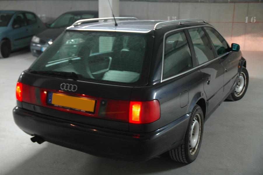 Audi S6 V8 avant Quattro DSC_7558