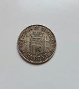 50 Céntimos 1869 (*18-69*) SN M. Gobierno Provisional. 20170214_140116