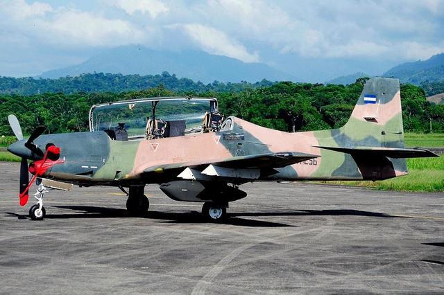 Fuerzas Armadas de Honduras 63478_1379187008